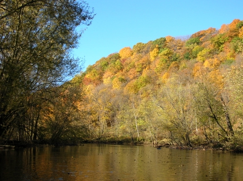 Autumn on the St. Croix